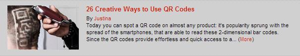 26 Creative Ways to Use QR Codes