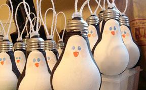 20 Creative DIY Christmas Ornament Ideas