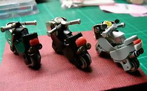 Turn a Lighter Into a Mini Bike