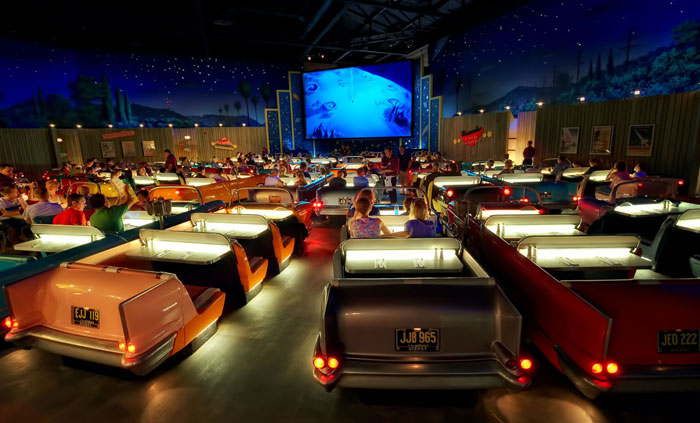 15+ Of The Most Beautiful Cinemas Around The World