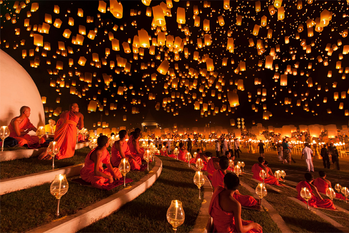 20+ Of The Craziest Festivals Around The World That Bring People Together