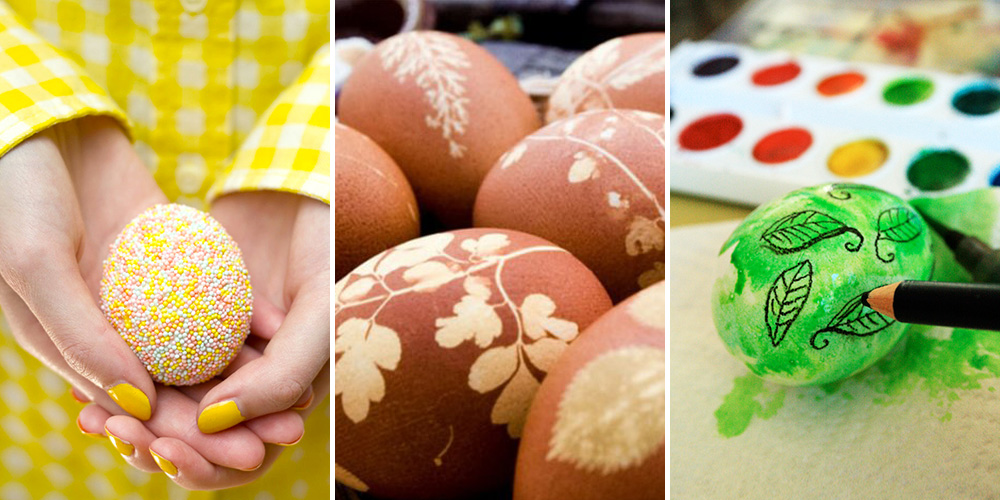 15 Creative Ways To Decorate Easter Eggs Bored Panda