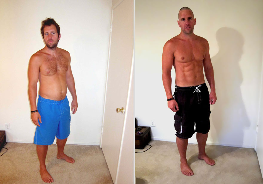 Personal Trainer Reveals The Truth Behind Transformation Photos