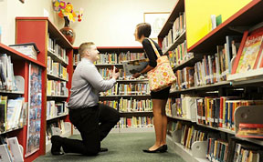 Man Proposes to Girlfriend by Writing a Children's Book