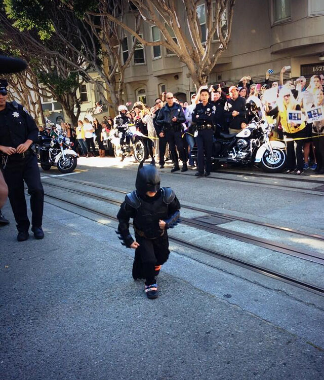 Batkid Saves San Francisco, Becomes Most Heartwarming Internet Sensation