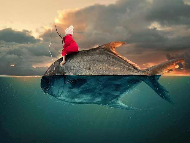 20 Dream-Like Photo Manipulations by Caras Ionut