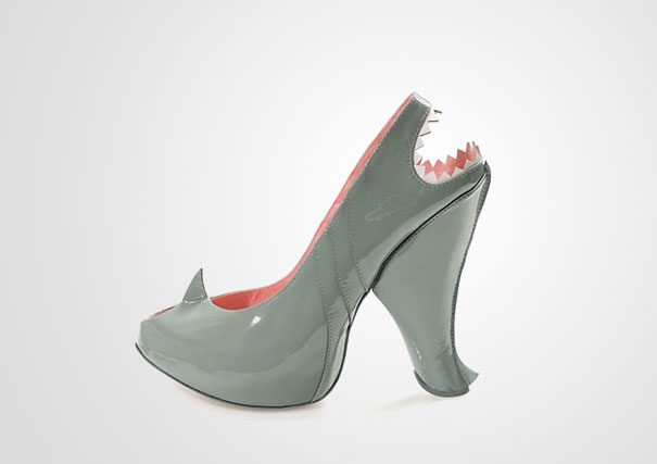 More Crazy High Heel Designs by Kobi Levi | Bored Panda