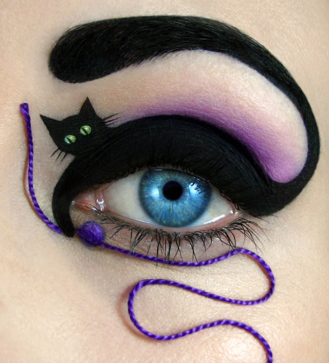Imaginative Makeup Art by Tal Peleg