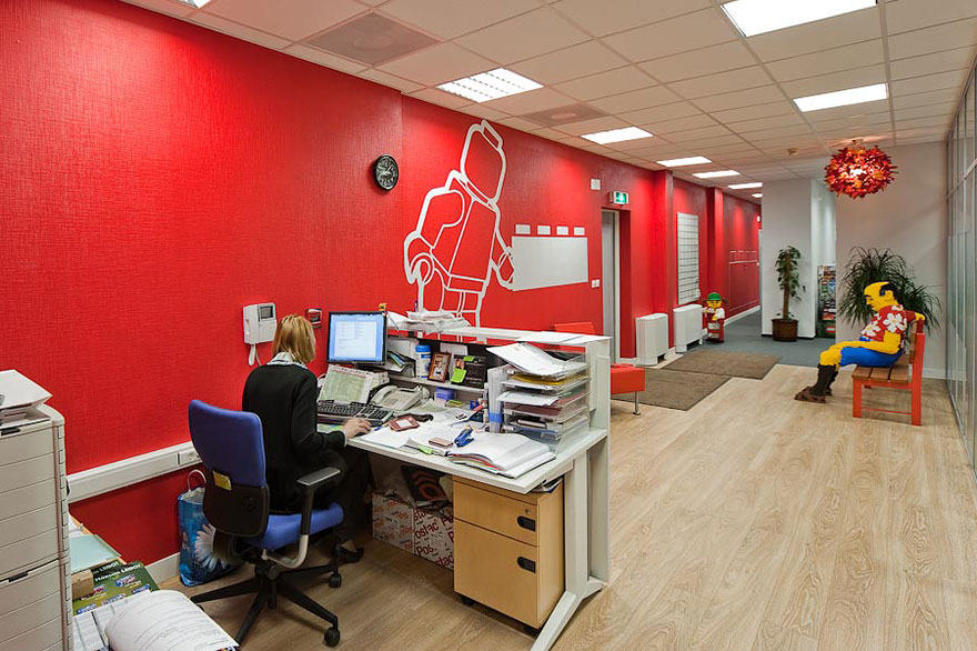 Amazing 12 Of The Coolest Offices In The World Bored Panda Largest Home Design Picture Inspirations Pitcheantrous