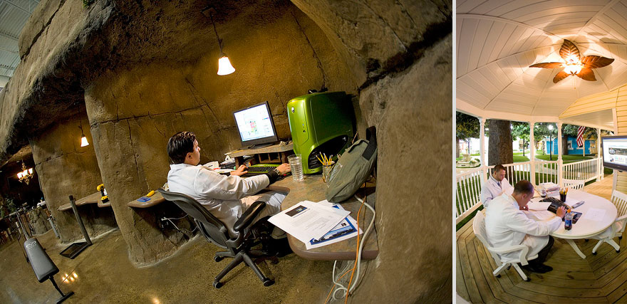 Magnificent 12 Of The Coolest Offices In The World Bored Panda Largest Home Design Picture Inspirations Pitcheantrous
