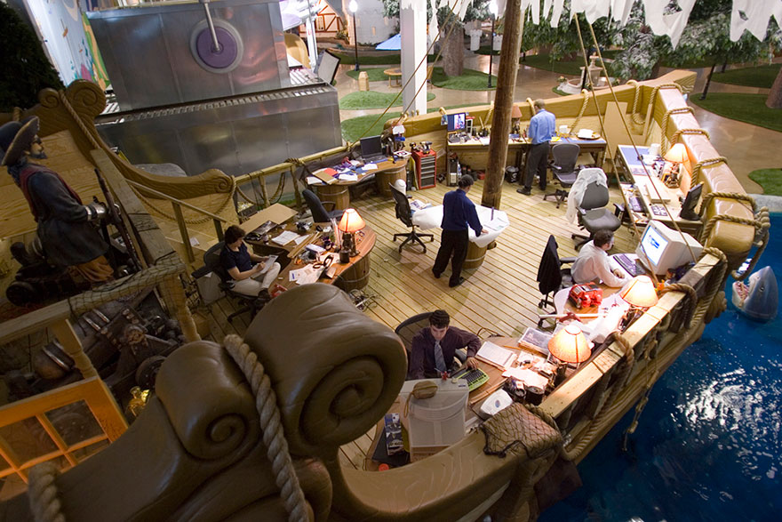12 Of The Coolest Offices In The World | Bored Panda - photo#13