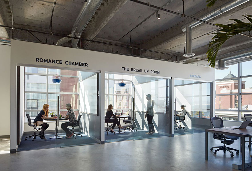 Pleasant 12 Of The Coolest Offices In The World Bored Panda Largest Home Design Picture Inspirations Pitcheantrous