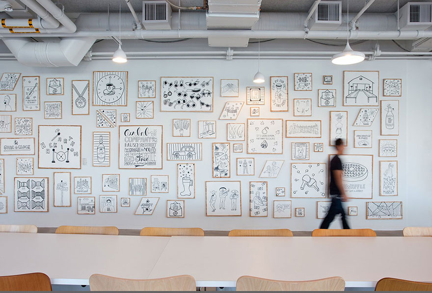 Admirable 12 Of The Coolest Offices In The World Bored Panda Largest Home Design Picture Inspirations Pitcheantrous