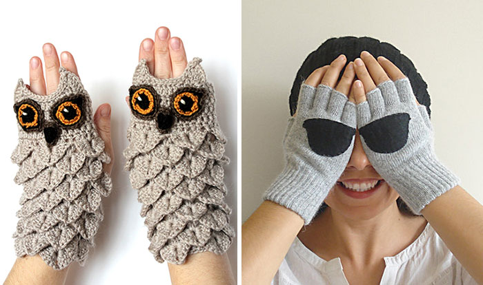 55 Creative Mittens And Gloves That Will Keep Your Hands Warm