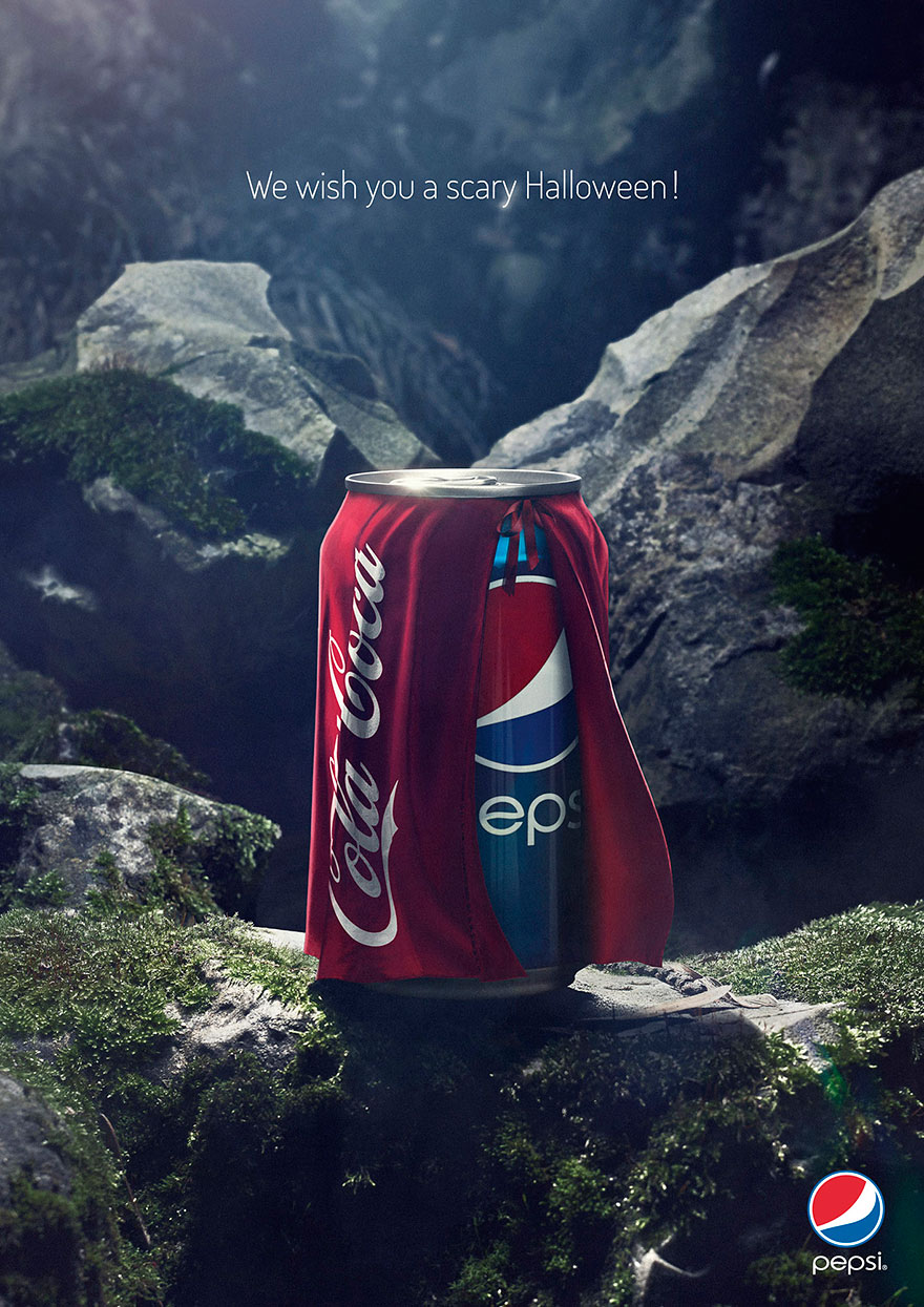 33 Powerful And Creative Print Ads That'll Make You Look ...