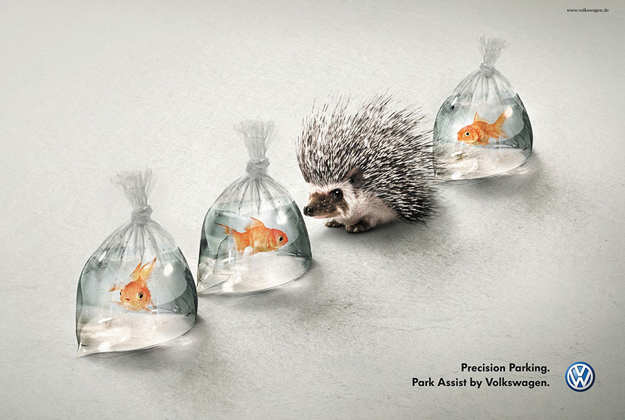 33 Powerful And Creative Print Ads That Ll Make You Look
