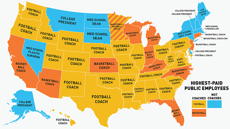 Maps They Didnt Teach You At School Part II Bored Panda - Fun map of the us