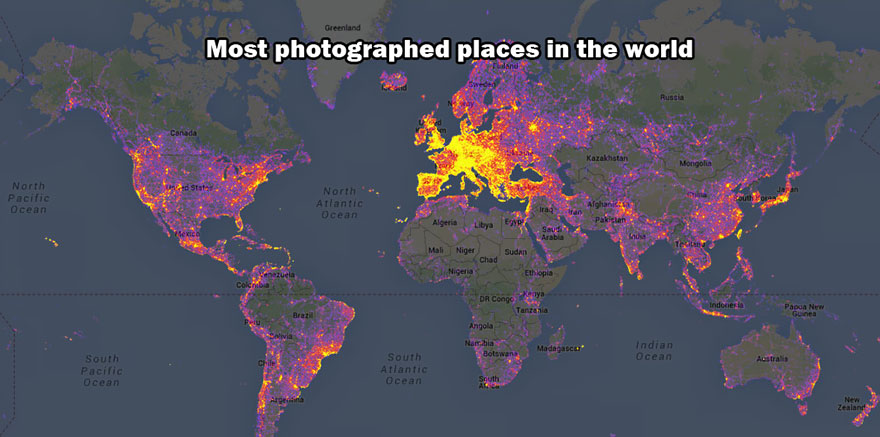 38 maps they didnt teach you at school part ii bored panda the most photographed places in the world gumiabroncs Choice Image
