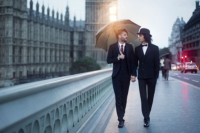 Beautiful Gay Couples Photographed Around The World By Braden Summers