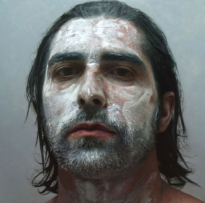 "Artist ""Takes"" Incredible Self-Portraits In A Way You Didn't Expect"
