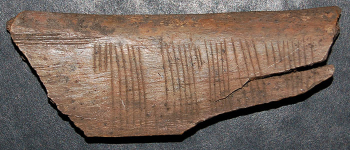"""900-Year-Old Viking Message On Wood Decoded – It Says """"Kiss Me"""""""