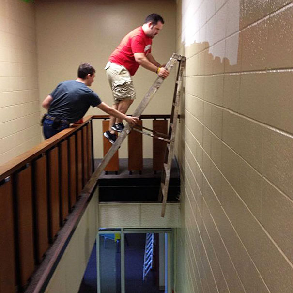 LadderSafetyViolation Thanks For Sharing You Should Sign Up Our