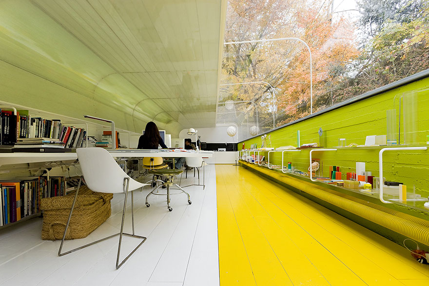 Office In Madrid Lets Employees Feel Like They Re Working