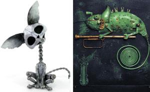 15+ Of The Most Creative Scrap Metal Sculptures