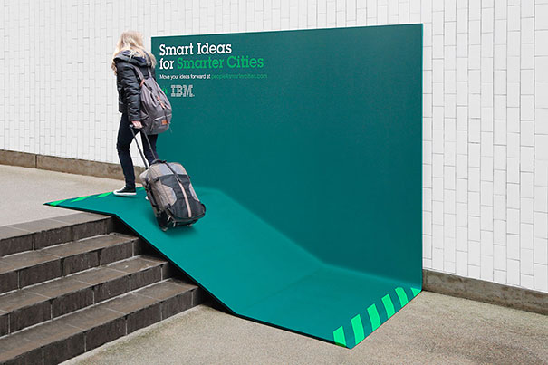 These 30 Creative Ambient Ads Know How To Grab Your Attention ...