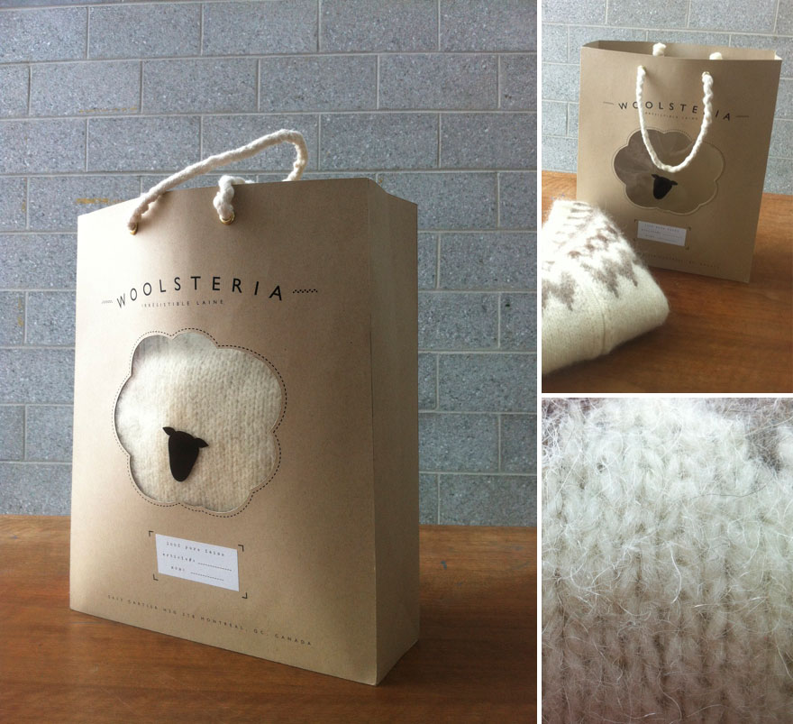 752817f60c8 30 Of The Most Creative Shopping Bag Designs Ever | Bored Panda