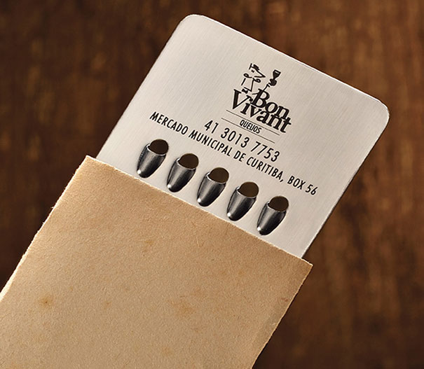 30 of the most creative business cards ever bored panda cheese grater business card colourmoves