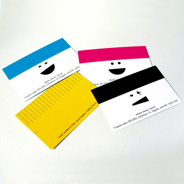 30 of the most creative business cards ever bored panda hair dresser business cards flashek