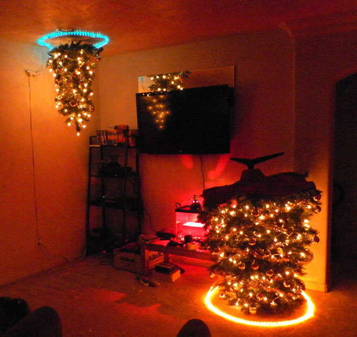 129 Of The Most Creative DIY Christmas Trees Ever