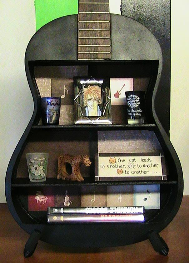 23 creative ways to repurpose reuse old stuff bored panda - Great ways of repurposing home furniture ...