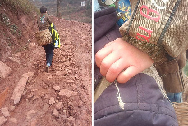 devoted-father-carries-son-18-miles-to-school-3