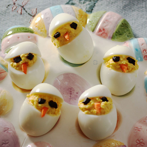 12 Easy And Adorable Easter-Themed Snack Ideas