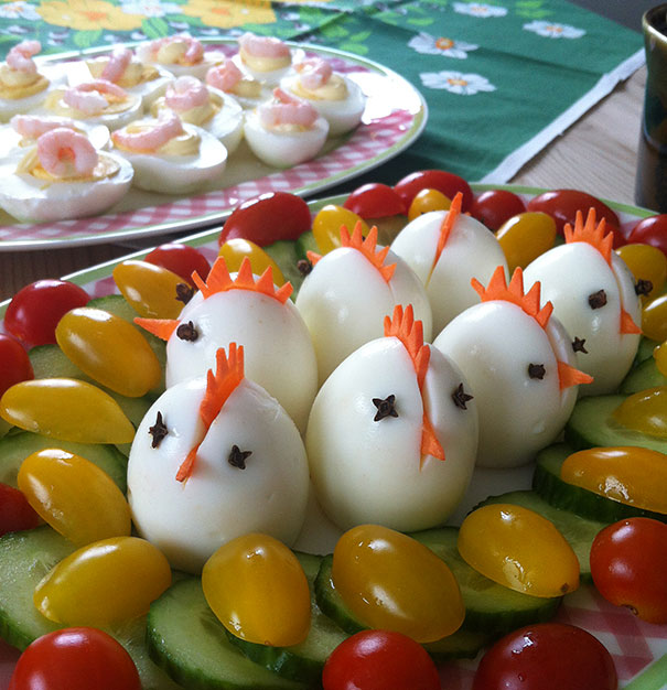 12 Easy And Adorable Easter-Themed Snack Ideas | Bored Panda