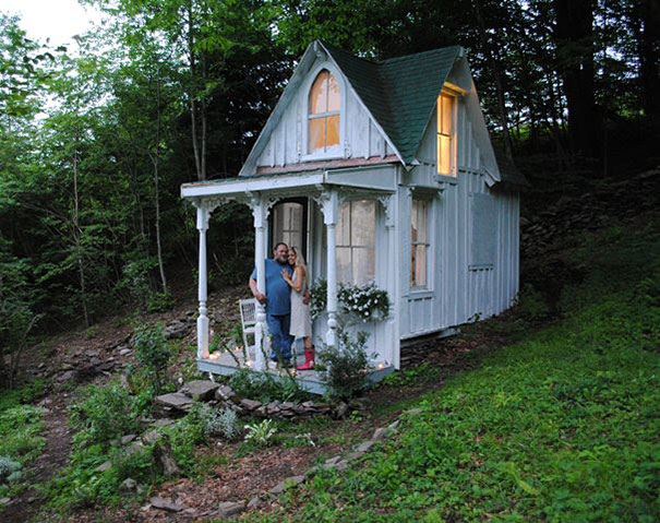 tiny victorian cottage in the catskills new york - Cottage Houses Photos
