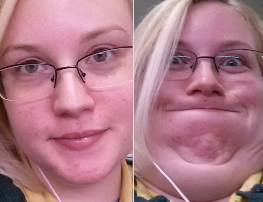 Pretty Girl, Ugly Face Shot: Girls Challenge Beauty ...