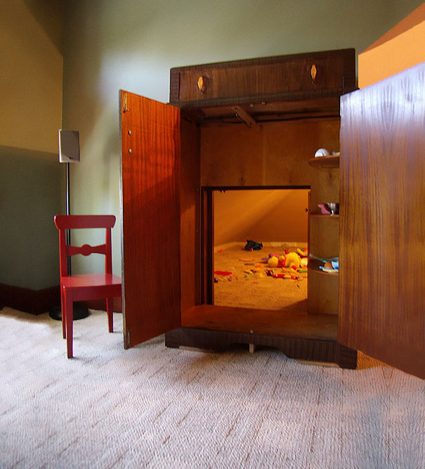 20 Secret Rooms You Ll Wish You Had In Your Own Home