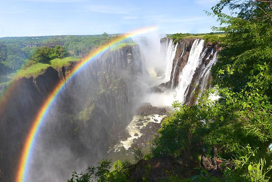 26 Victoria Falls Zambia Zimbabwe