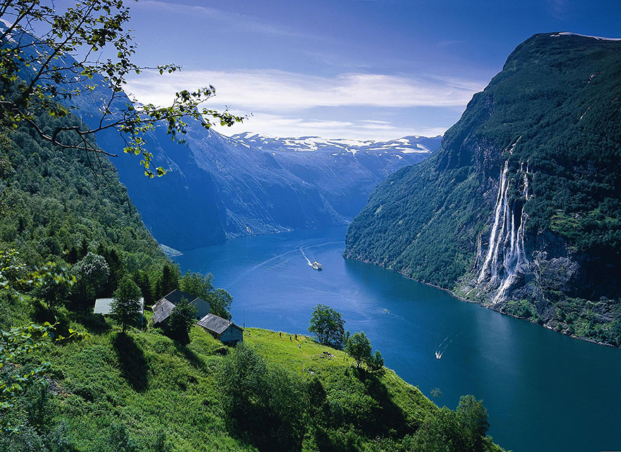 Breathtaking Places To See Before You Die Bored Panda - 30 astonishing places in the world