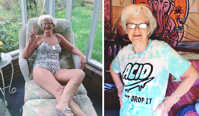 86-Year-Old Is The Baddest Great-Grandmother On Instagram
