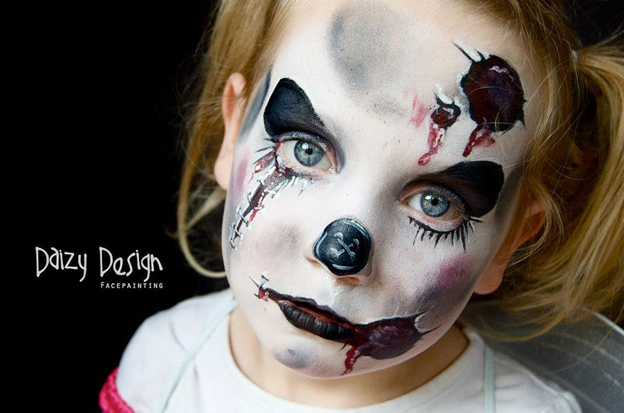 New Zealand-Based Artist Turns Her Kids' Faces Into ...