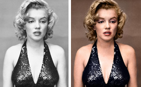 20 Historic Black and White Pictures Restored in Color (Part II)