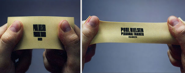 30 of the most creative business cards ever bored panda stretchy personal trainers business card colourmoves