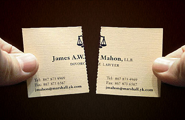 30 of the most creative business cards ever bored panda creative business cards 64 flashek