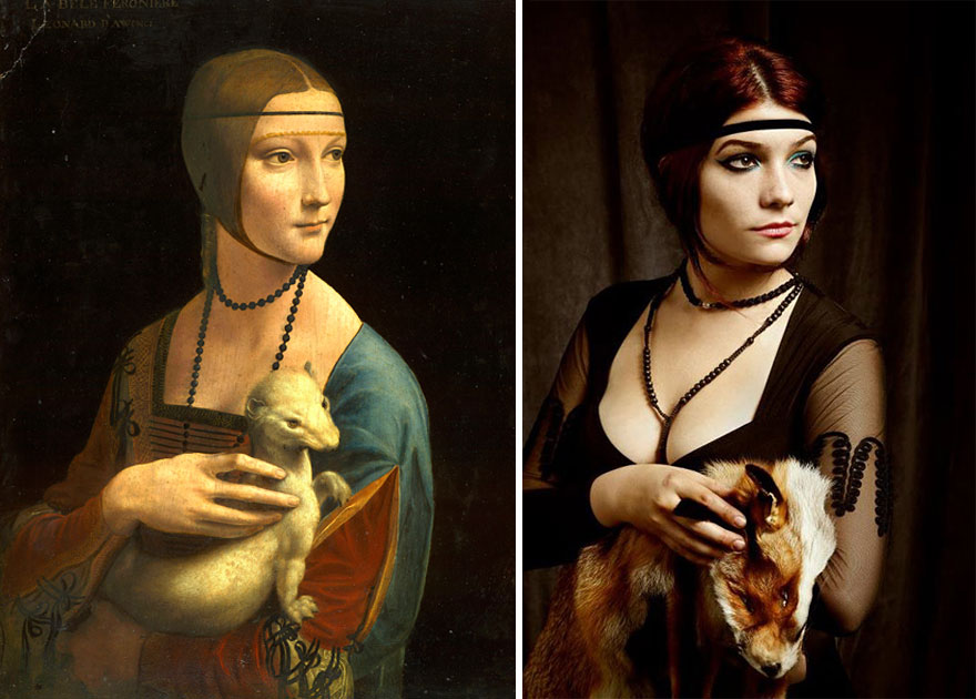 modern-photo-remakes-famous-paintings-19