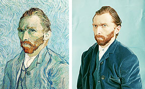 20 Modern Remakes Of Famous Paintings