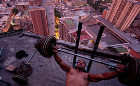 Abandoned Office Tower In Caracas Has Become The World's Tallest Slum